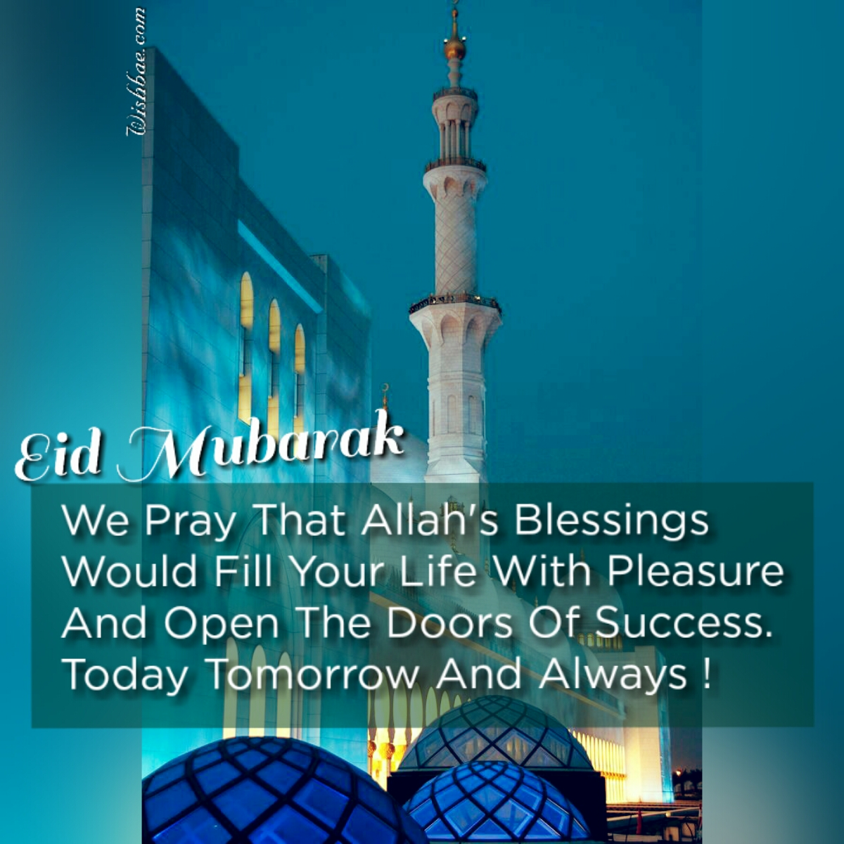 eid wishes 2018
