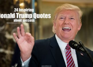 donald trump quotes about success
